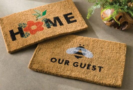 Shop Outdoor Rugs + Doormats