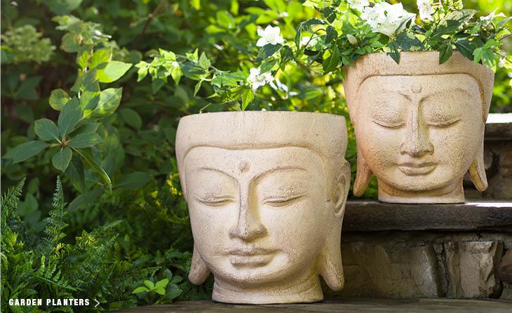 Shop outdoor planters + plants
