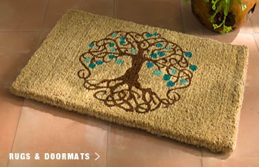 Shop outdoor rugs + doormats