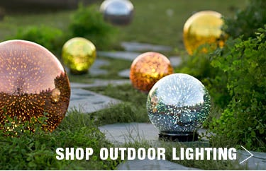 Shop outdoor lighting