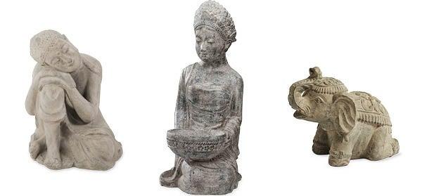 Shop garden statues
