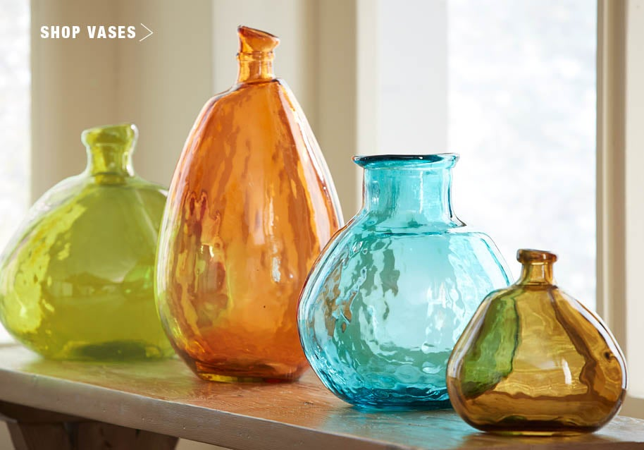 Fresh picks for summer - Shop Vases