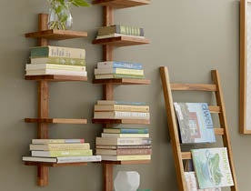 Viva Terra Blog - 6 ways to organize with teak