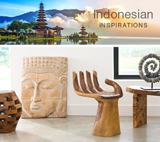Shop Indonesian Inspired