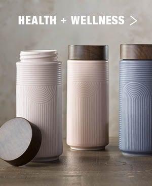 Shop Health + Wellness