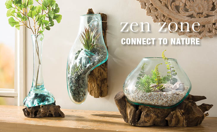 Zen Zone Connect to Nature