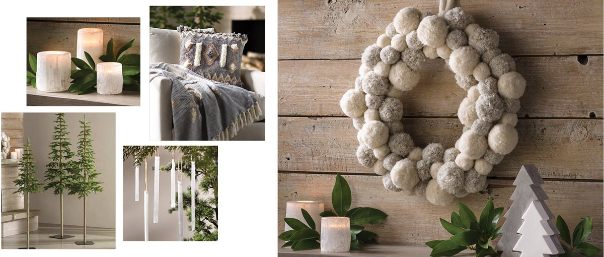 relaxed hygge décor