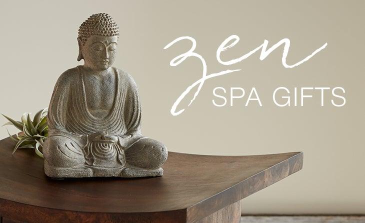 zen spa gifts