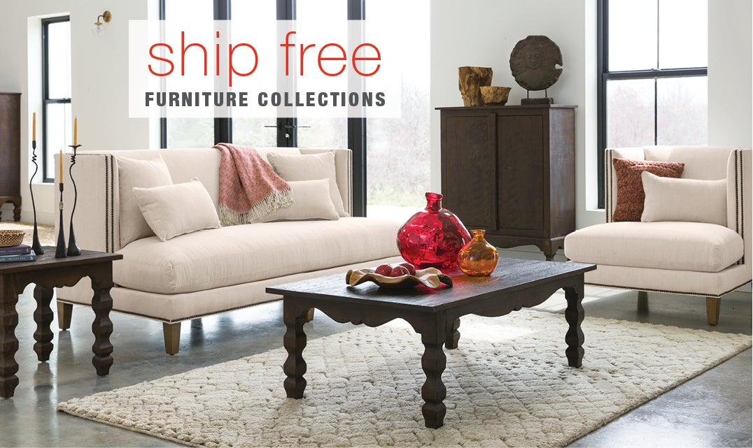 ship free furniture collection