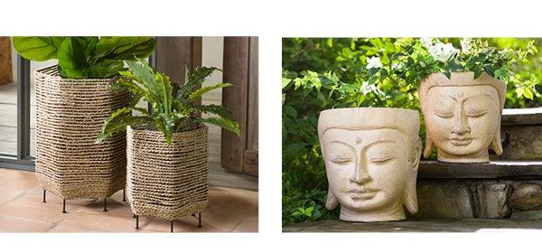 Shop Planters & Pots