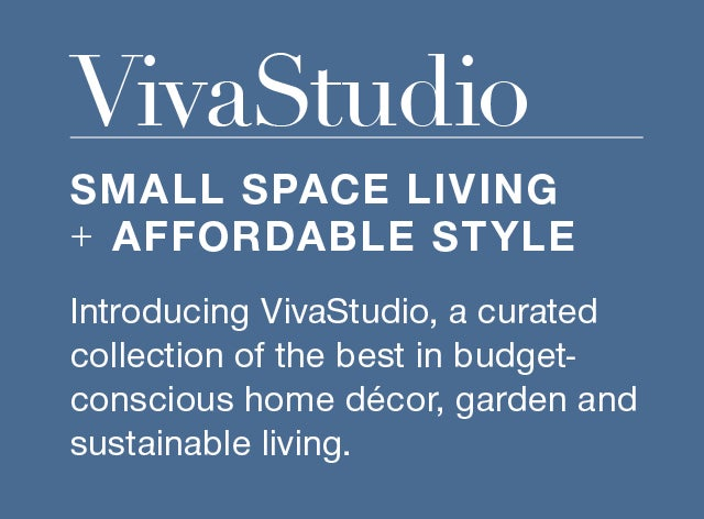 VivaStudio: Small space living + Affordable style