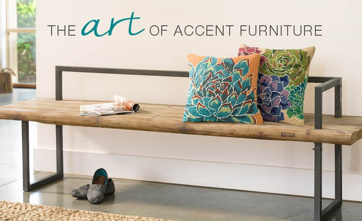 the art of accent furniture