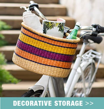 Decorative Storage