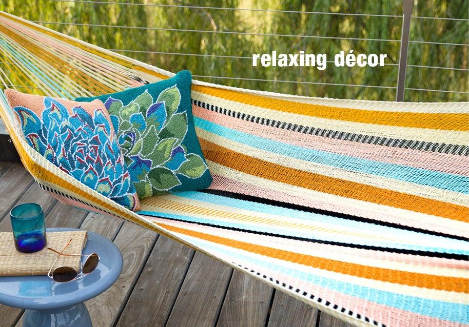 delightful new home + garden decor