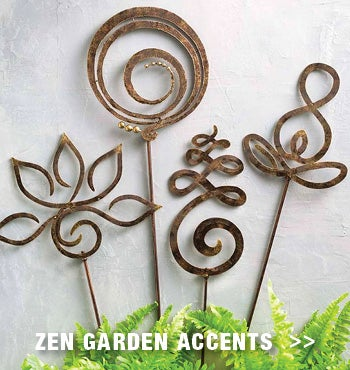 Shop Zen Garden Accents