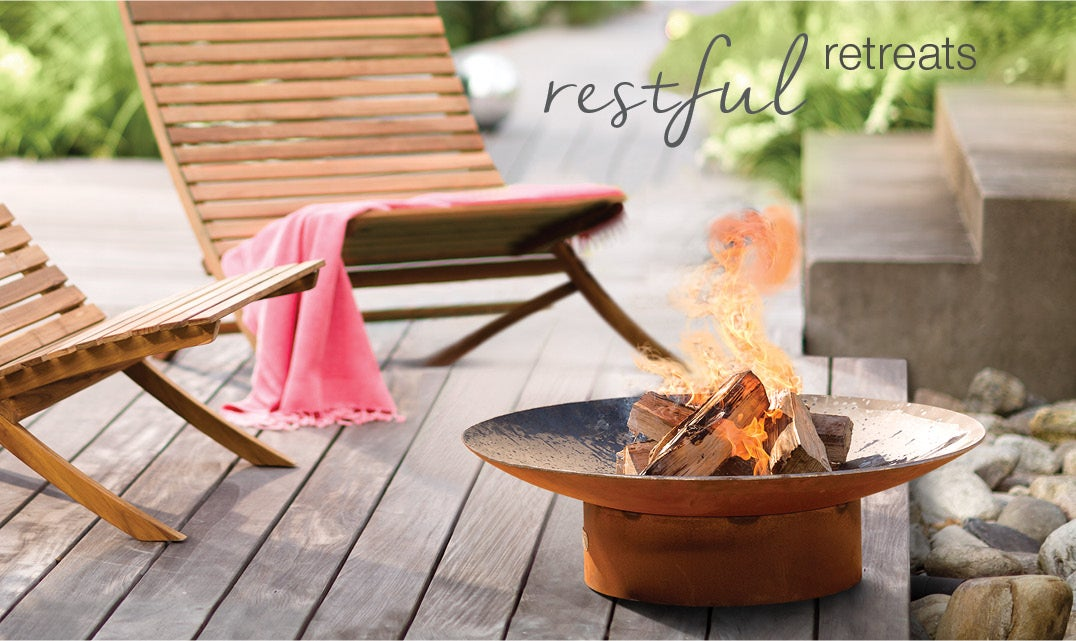restful retreats