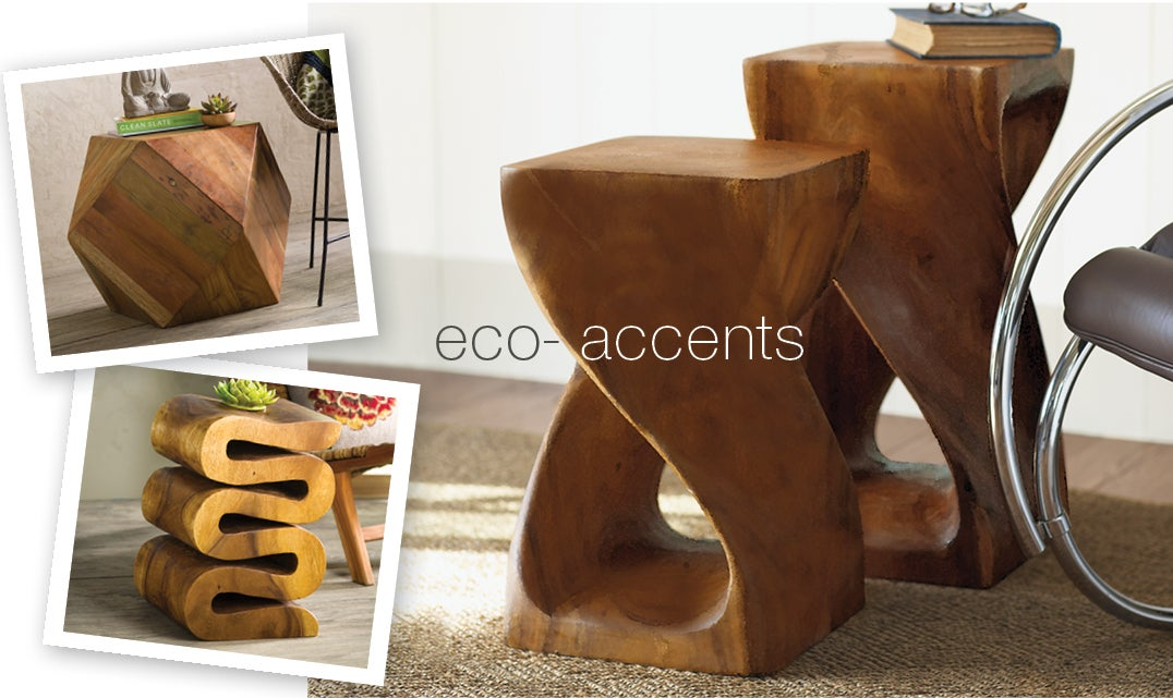 eco-accent tables