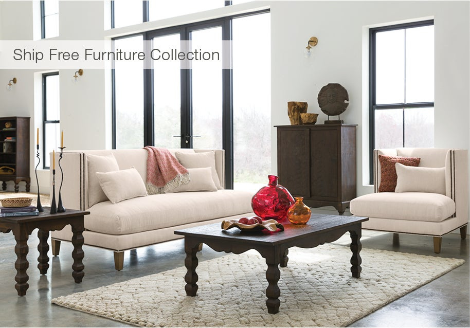 Shop Free Shipping Furniture Collection