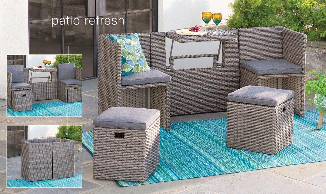 patio refresh