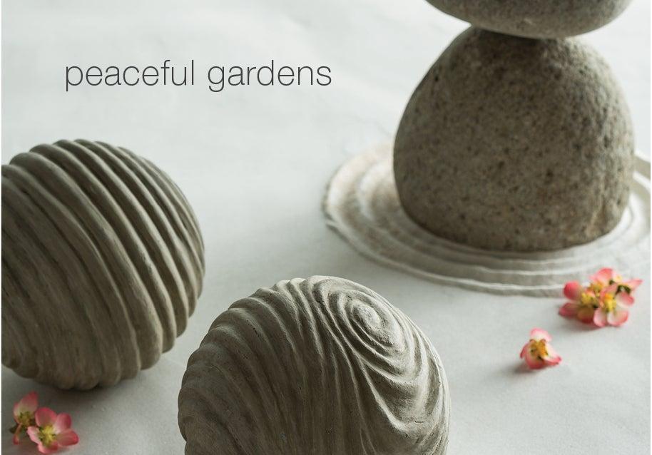Zen Mediation Spheres - Shop Zen Garden Accents