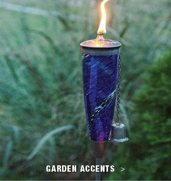 Mason Garden Torches - SHOP DECORATIVE OBJECTS