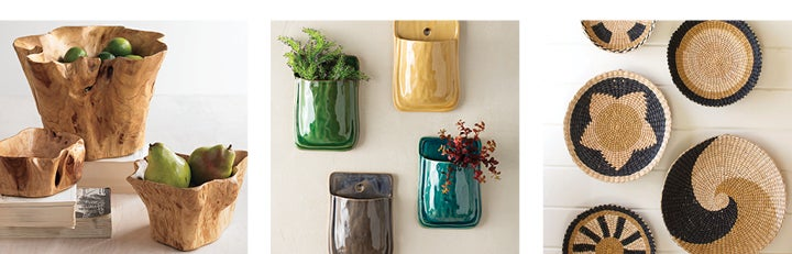 assortment of outdoor lighting products - SHOP DECORATIVE OBJECTS
