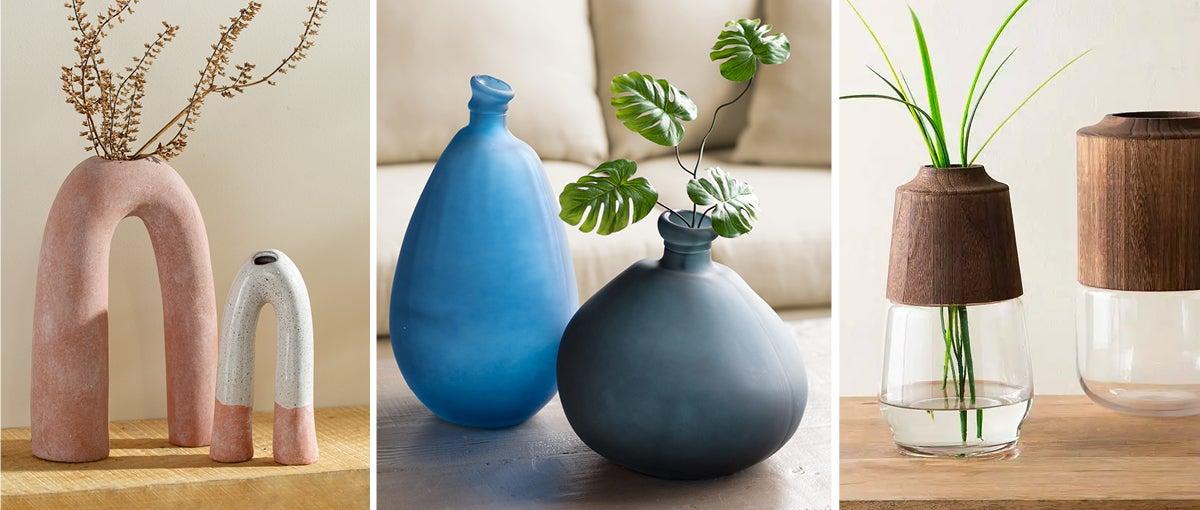 Image of Assortment of Vases - Shop Vases