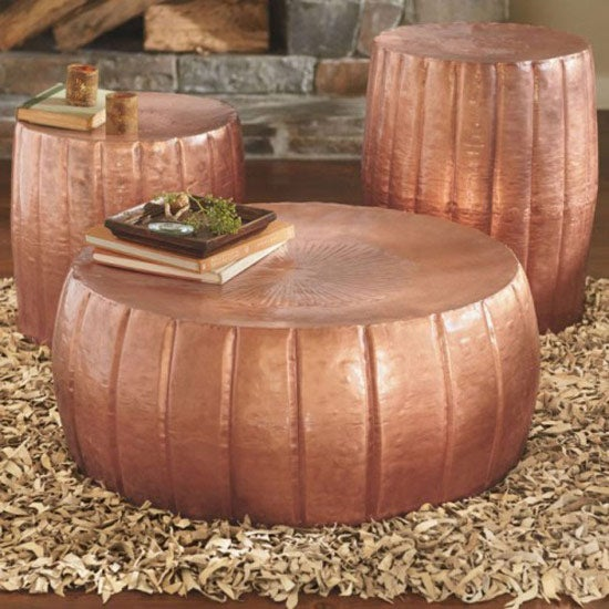 Copper Drum