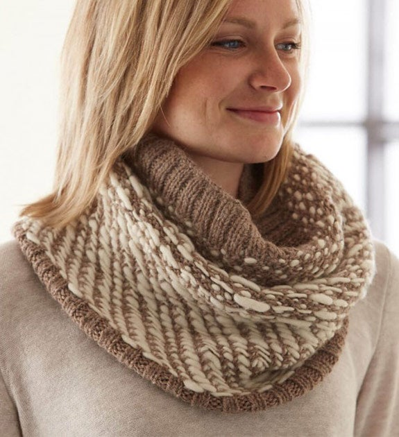 cozy neck wrap