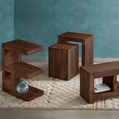 sheesham wood table collection
