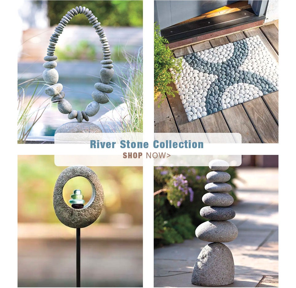 River Stone Collection - shop now