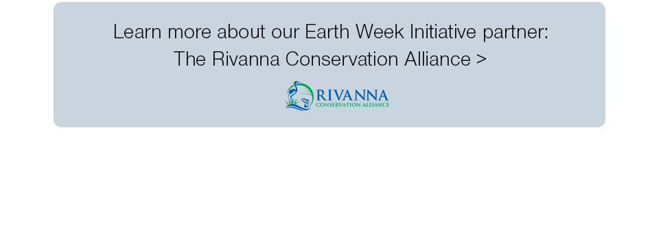 Learn more about our Earth Week Initiatvie partner: The Rivanna Conservation Alliance