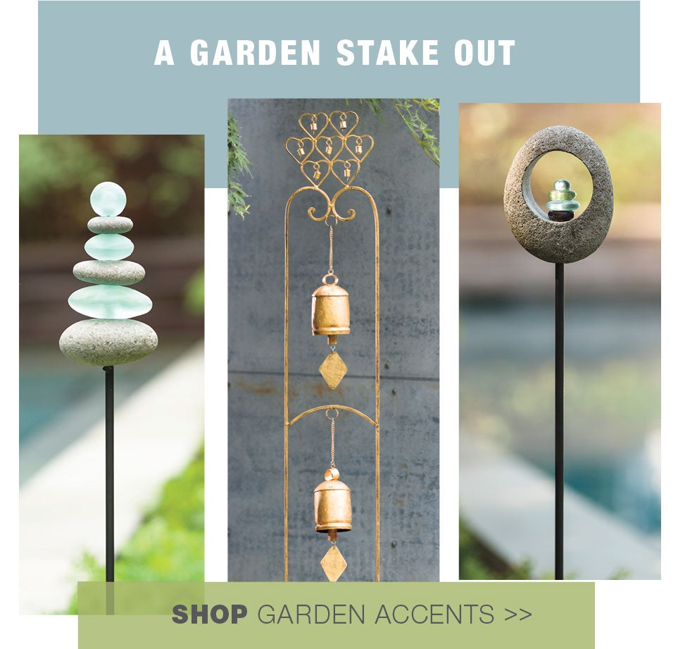 garden accents collection