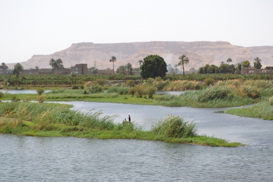 egypt river photo