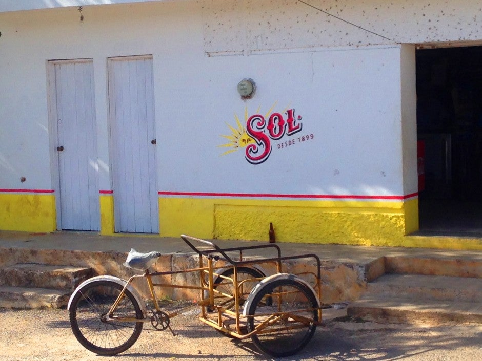 mexican store front