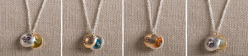 The Complete Four Season Locket Collection