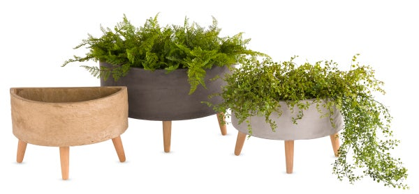 Shop outdoor planters + plants